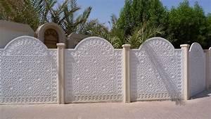 Boundary walls precast wall