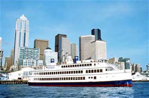 Seattle Evening Boat Tours by Argosy Cruises Provides And Tours