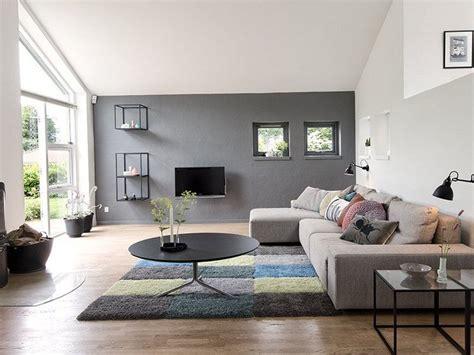 canapé pour salon peinture salon grise 29 idées pour une atmosphère élégante