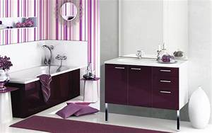 The gallery for gt dark purple bathrooms for Dark purple bathrooms