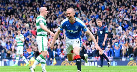 Rangers shock Celtic to book Scottish Cup Final spot: The ...