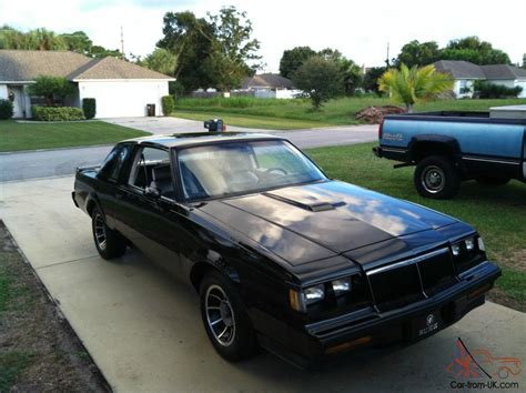Grand National Car For Sale by Grand National Buick Car G Turbo