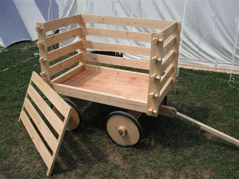 build  wooden wagon plans woodworking projects plans