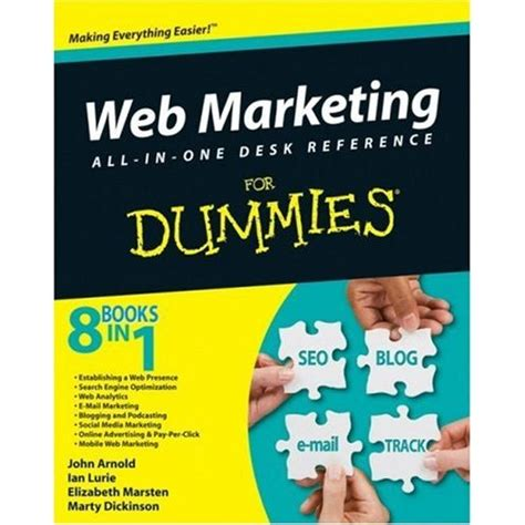 Marketing For Dummies by 13 Email Design Email Marketing Books You Need To Read