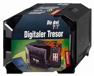 Tresor Selber Bauen : kosmos die drei digitaler tresor detusch online ~ Watch28wear.com Haus und Dekorationen