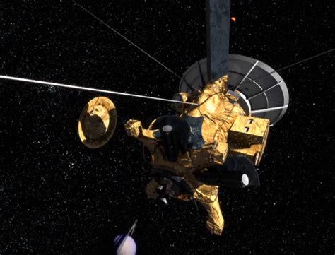 Huygens Probe Release | NASA Solar System Exploration