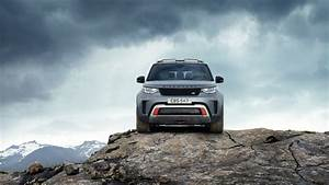 Land Rover Discovery Svx Hd Wallpaper - Wallpapersfans.com