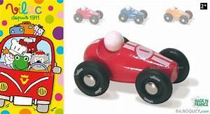 Jeux De Voiture Rouge : mini voiture de course rouge vilac vilac les jouets en bois made in france de vilac ~ Medecine-chirurgie-esthetiques.com Avis de Voitures