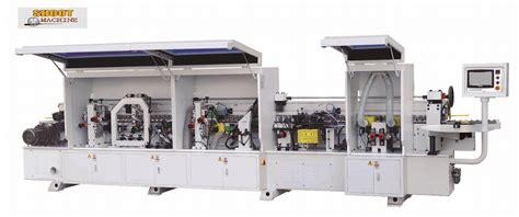 auto woodworking pvc tape edge banding machine shj shoot china manufacturer