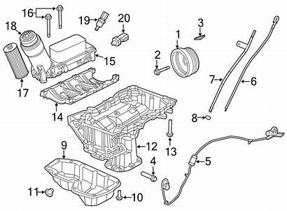 Oil Pan Engine Bolt Dodge Charger Parts