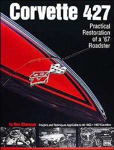 1966 Corvette Factory Assembly Manual Reprint
