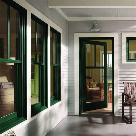 andersen window colors exterior trim options accessories andersen windows