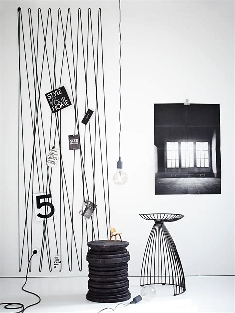 Ideen Für Flurwände by Kreative Ideen F 252 R Die Wand Pinnwand Und Kunstwerk In