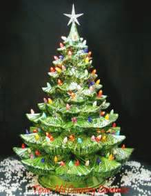 giant ceramic christmas tree 24 inches from texasceramicsartfire
