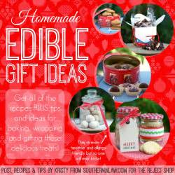 southern in law diy homemade edible christmas gift ideas