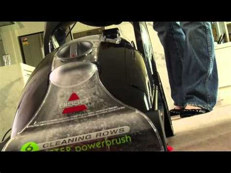 bissell floor cleaner wont spray bissell carpet cleaner won t spray how to repair