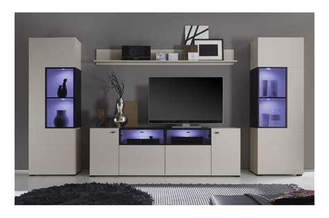 meuble tv led pas cher