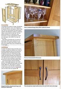 Small Cabinet Plans • WoodArchivist