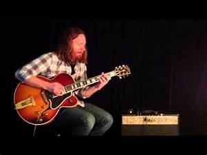 1960 Gibson L5 CES Tone Review and Demo YouTube