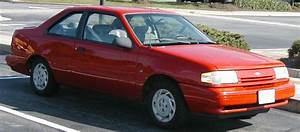 1993 Ford Tempo - Information And Photos