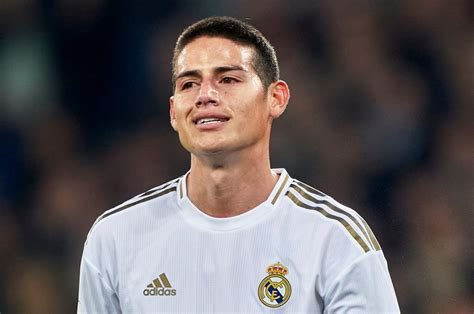 James david rodríguez rubio (american spanish: Wolves emerge as shock contenders to sign Real Madrid outcast James Rodriguez - but must battle ...