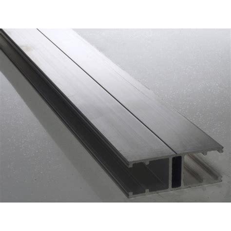 montage cuisine brico depot profil jonction pour plaque ep 16 mm aluminium l 4 m