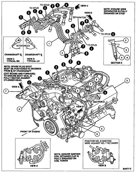 Need Spark Plugs Wiring Diagram Did Not Old New Ones