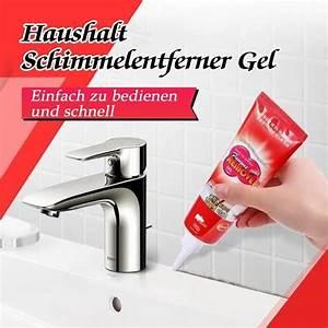Schimmel Im Putz : haushalt schimmelentferner gel haushaltsreinigungstipps ~ Watch28wear.com Haus und Dekorationen