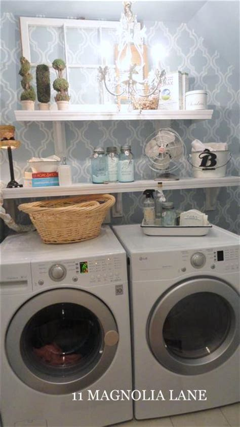 Inexpensive Small Laundry Room Redo Hometalk