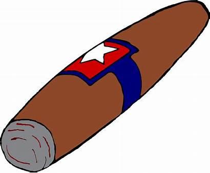 Clipart Cigar Cigarette Transparent Cartoon Clip Svg