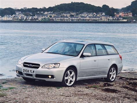Subaru Legacy Wagon Specs & Photos