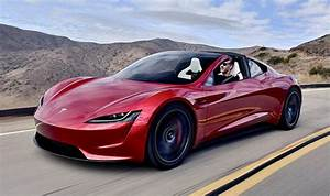 Tesla Roadster Occasion : tesla s new second generation roadster will be the fastest production car ever made ~ Maxctalentgroup.com Avis de Voitures