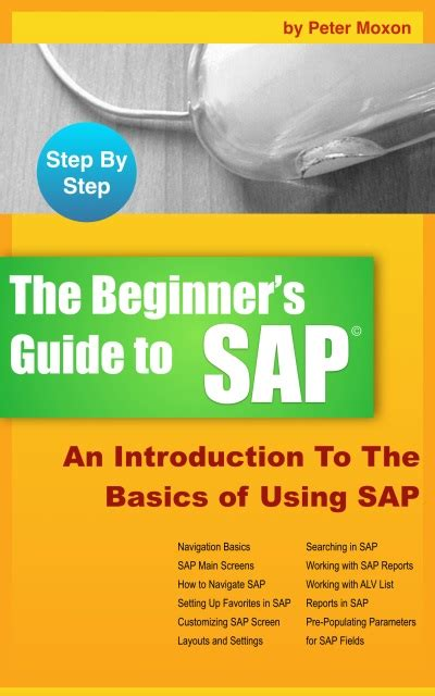 beginners guide  sap book launched sap training hq