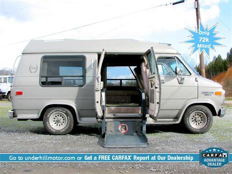 chevrolet handicap accessible for sale power