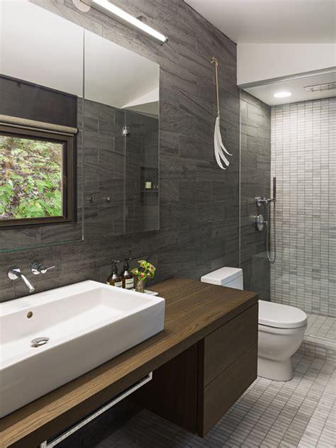 beautiful mid century modern bathroom designs