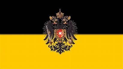 Flag Empire Habsburg Austrian Austria Hungarian Habsburgs