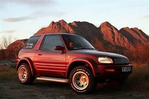 Bakterius 1995 Toyota Rav4 Specs  Photos  Modification