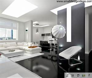 Hi-tech, Interior, Style, Overview