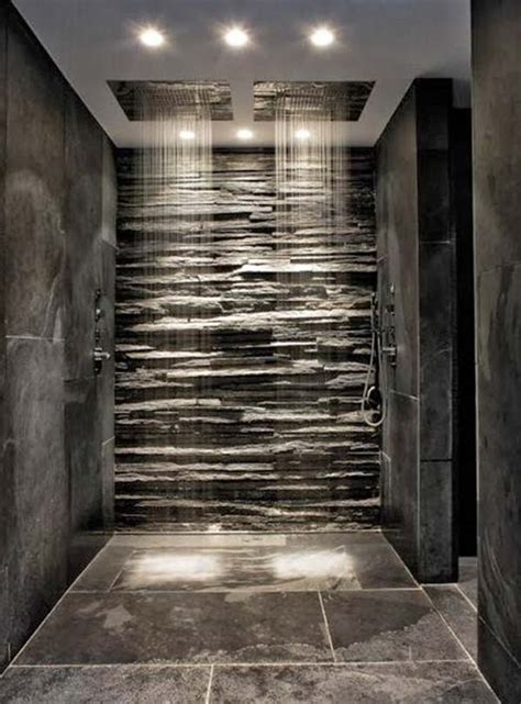 rain shower ideas   dream bathroom