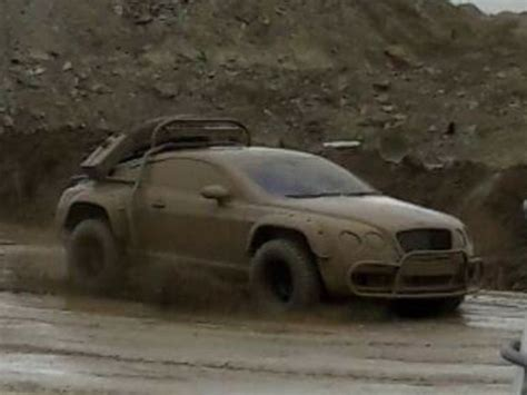 In this video you'll see us take the car to a. Bentley Continental GT Off-Road Ready - 4x4 Cars