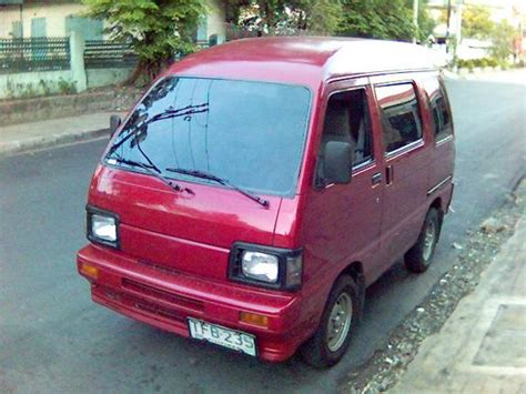 Gschan 1992 Daihatsu Handi-van Specs, Photos, Modification