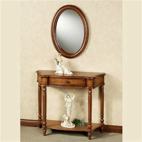 sofa table and mirror set manor console table and mirror set