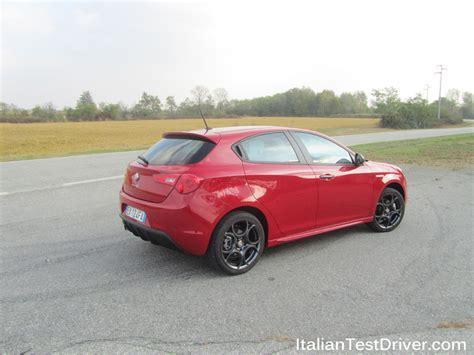 Test Drive Alfa Romeo Giulietta Sprint 14 Multiair 150