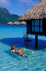 30 best images about glass bottom overwater bungalow With tahiti honeymoon packages overwater bungalow