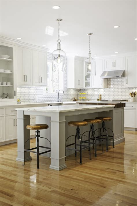 custom butcher block   kitchen designed   england