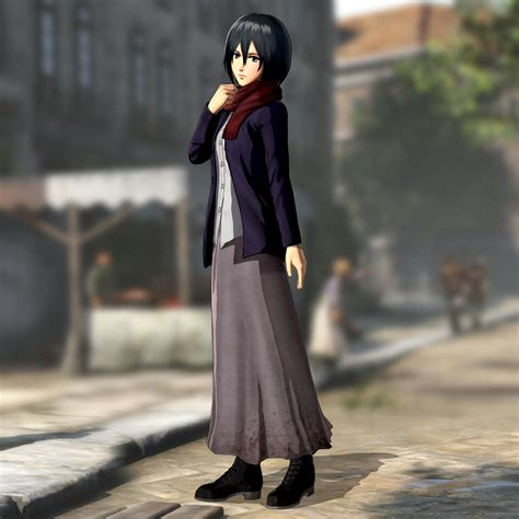 screenshots  attack  titan  showcase character