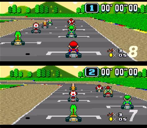Super Mario Kart Download Game Gamefabrique