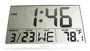 brookstone desk clock manual led digital clocks for sale classifieds