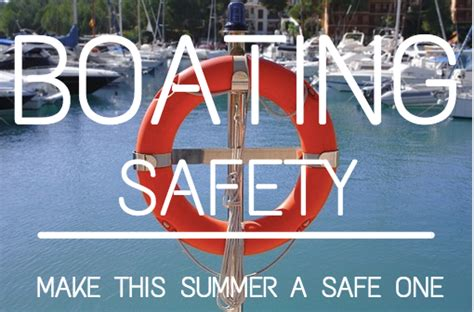 Boating Safety Is by Boating Safety Heron Instruments