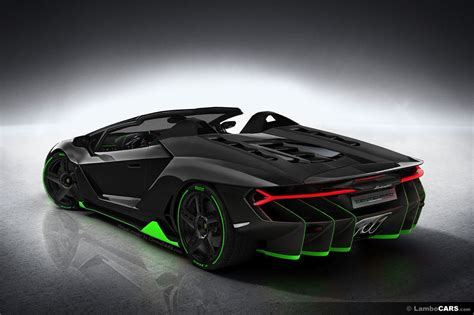 lamborghini centenario this is what lamborghini centenario roadster should look like